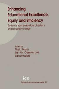 Cover Enhancing Educational Excellence, Equity and Efficiency