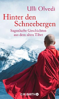Cover Hinter den Schneebergen