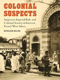 Cover Colonial Suspects