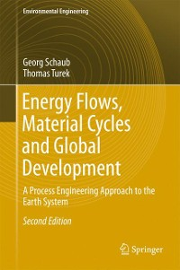 Cover Energy Flows, Material Cycles and Global Development