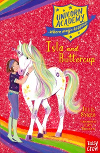 Cover Unicorn Academy: Isla and Buttercup