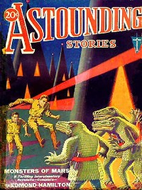 Cover Astounding Stories of Super-Science, Vol 16