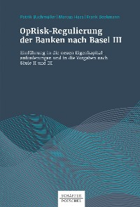 Cover OpRisk-Regulierung der Banken nach Basel III
