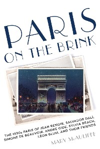 Cover Paris on the Brink