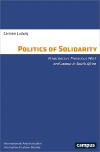 Cover The Politics of Solidarity