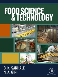 Cover Food Science And Technology (Objective Type)
