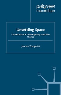 Cover Unsettling Space