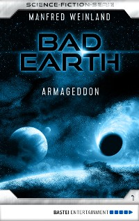Cover Bad Earth 1 - Science-Fiction-Serie