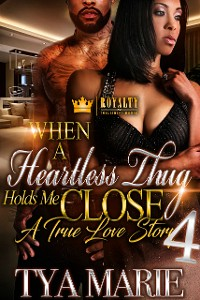 Cover When A Heartless Thug Holds Me Close 4