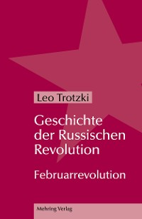 Cover Geschichte der Russischen Revolution