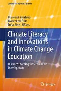 Cover Climate Literacy and Innovations in Climate Change Education
