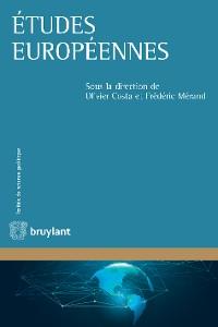 Cover Études européennes