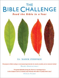 Cover The Bible Challenge