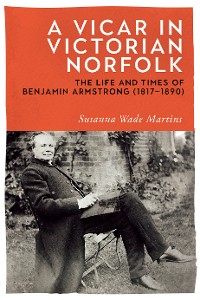 Cover A Vicar in Victorian Norfolk