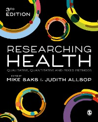 Cover Researching Health