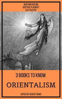 Cover 3 Books To Know Orientalism