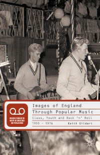 Cover Images of England Through Popular Music
