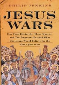 Cover Jesus Wars