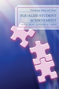 Cover Equalize Student Achievement