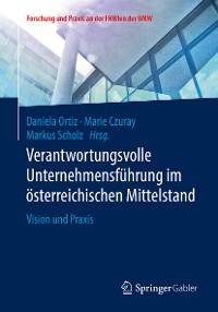 Cover Verantwortungsvolle Unternehmensführung im österreichischen Mittelstand