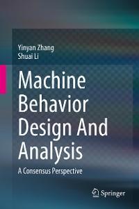 Cover Machine Behavior Design And Analysis
