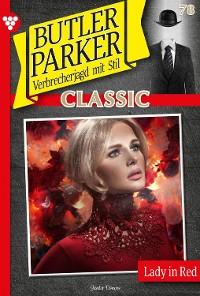 Cover Butler Parker Classic 78 – Kriminalroman