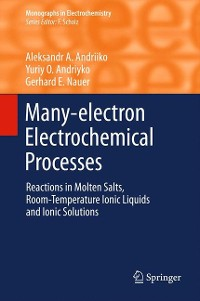 Cover Many-electron Electrochemical Processes