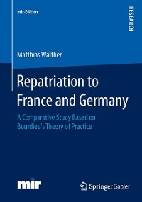 Cover Repatriation to France and Germany