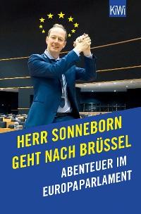 Cover Herr Sonneborn geht nach Brüssel