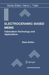 Cover Electroceramic-Based MEMS