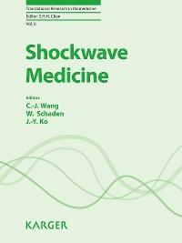 Cover Shockwave Medicine