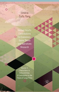 Cover Herbert Scarf's Contributions to Economics, Game Theory and Operations Research