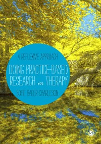 Cover Doing Practice-based Research in Therapy