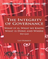 Cover The Integrity of Governance