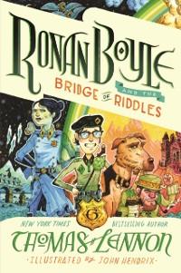 Cover Ronan Boyle and the Bridge of Riddles (Ronan Boyle #1)
