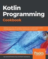 Cover Kotlin Programming Cookbook