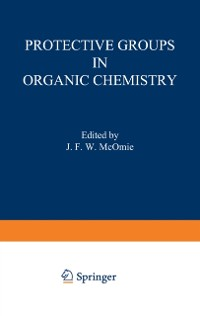 Cover Protective Groups in Organic Chemistry