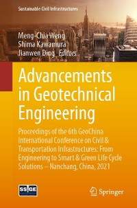 Cover Advancements in Geotechnical Engineering