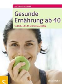 Cover Gesunde Ernährung ab 40