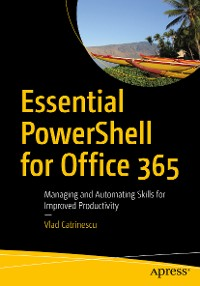 Cover Essential PowerShell for Office 365