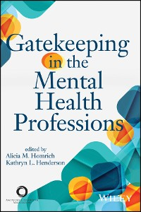 Cover Gatekeeping in the Mental Health Professions