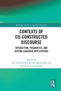 Cover Contexts of Co-Constructed Discourse