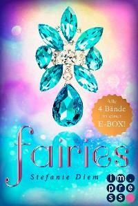 Cover Fairies: Alle vier magischen Feen-Bände in einer E-Box!
