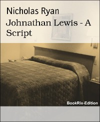 Cover Johnathan Lewis - A Script