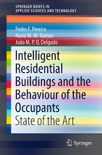 Cover Intelligent Residential Buildings and the Behaviour of the Occupants