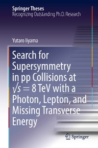 Cover Search for Supersymmetry in pp Collisions at √s = 8 TeV with a Photon, Lepton, and Missing Transverse Energy
