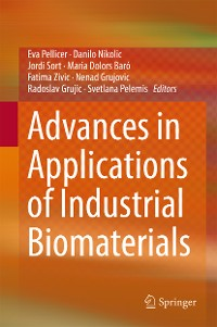 Cover Advances in Applications of Industrial Biomaterials