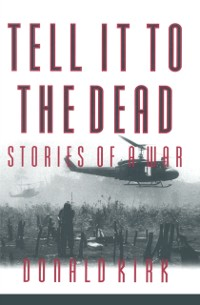 Cover Tell it to the Dead