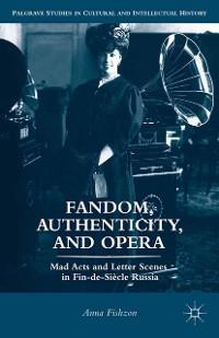 Cover Fandom, Authenticity, and Opera