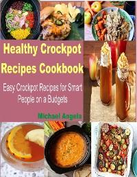 Cover Healthy Crockpot Recipes cookbook